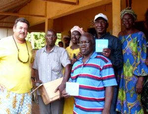 Pêche en guinée Conakry avec les caorès, disponibilités