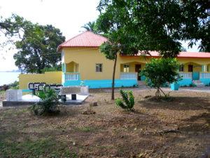 Villa les Caorès Guinée