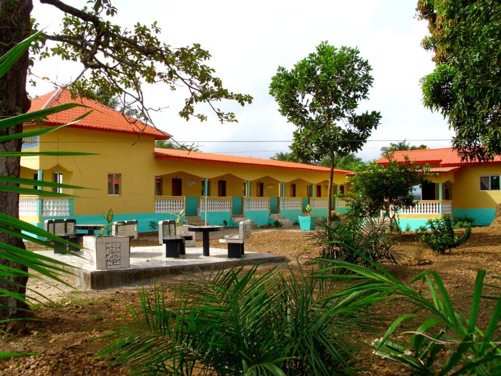 Villa les Caores Kassa Guinée