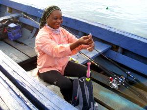 Retours de séjours - octobre 2017 avec les Caorés en Guinée