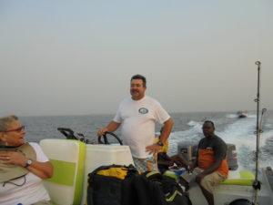 Pêche en guinée Conakry