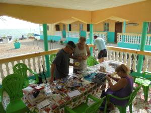 Pêche en Guinée Conakry, Retours de séjours Janvier 2018