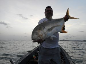 Pêche en Guinée Conakry juin 2018