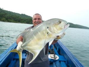 Pêche en Guinée Conakry octobre 2018