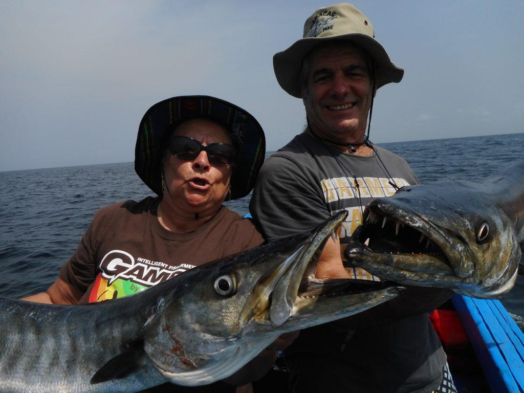 Pêche en Guinée Conakry janvier 2019