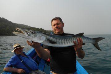 Pêche en Guinée février 2019
