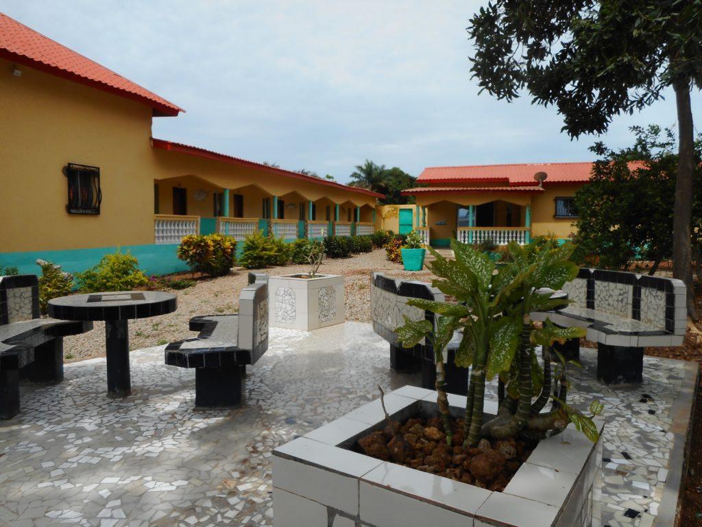 Villa les Caorès Guinée Conakry