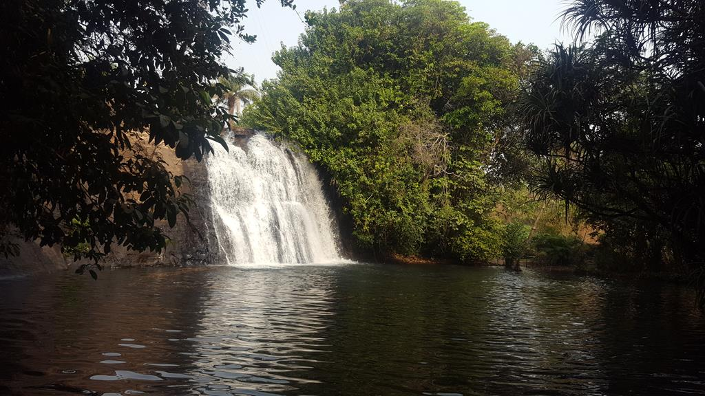 Guinée Conakry Fishing Trip : Chutes de Killissi