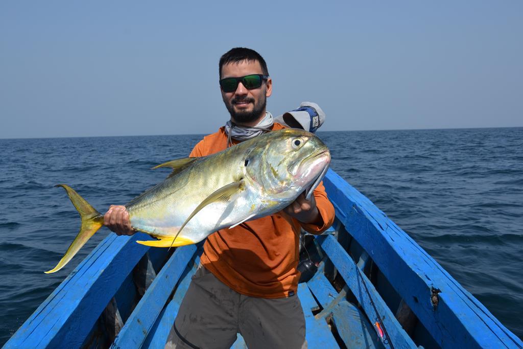 Pêche en Guinée avec lescaores.com