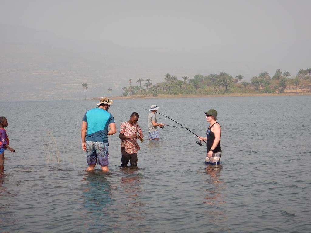 Lac Samaya Guinée